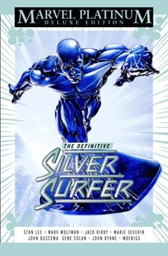 Marvel Platinum: The Definitive Silver Surfer Marvel Comics - 1