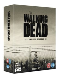 The Walking Dead: The Complete Seasons 1-7 - 2