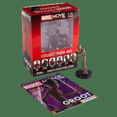 Teenage Groot: Marvel Figurine: Hero Collector - 2