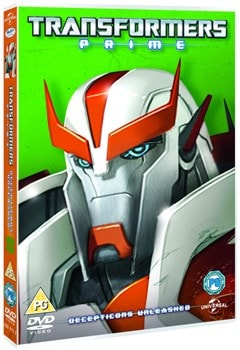 Transformers - Prime: Season One - Decepticons Unleashed - 2