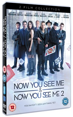 Now You See Me/Now You See Me 2 - 2