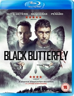 Black Butterfly - 1