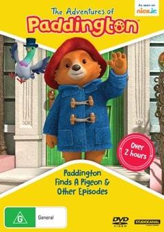The Adventures of Paddington: Paddington Finds a Pigeon &... - 1