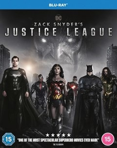 Zack Snyder's Justice League - 1