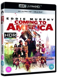 Coming to America - 2