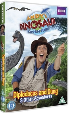Andy's Dinosaur Adventures: Diplodocus and Dung - 2