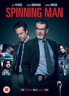 Spinning Man - 1