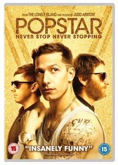 Popstar - Never Stop Never Stopping - 1