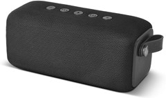 Fresh n Rebel Bold M Storm Grey Bluetooth Speaker - 1