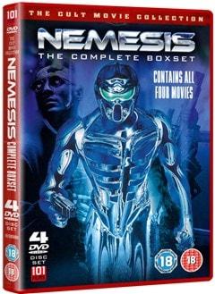Nemesis: 1-4 - 2