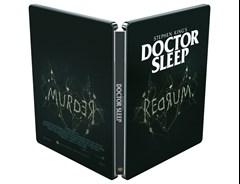 Doctor Sleep (hmv Exclusive) Limited Edition 3-Disc Director's Cut Steelbook - 3