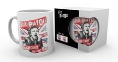 Sex Pistols Union Jack Mug - 1