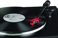 Audio Technica AT-LP3 Black Turntable - 4