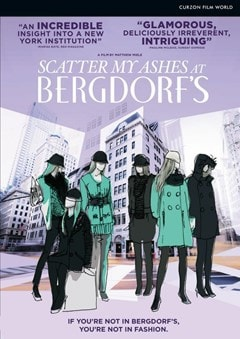 Scatter My Ashes at Bergdorf's - 1