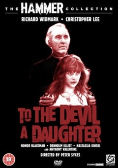 To the Devil a Daughter - 1