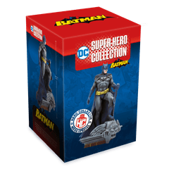 Batman on Roof: DC Mega Figurine: Hero Collector - 5