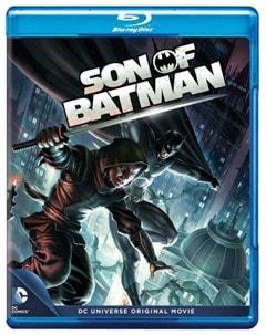 Son of Batman - 1