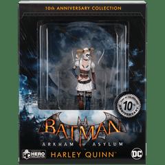Harley Quinn: Batman Arkham Asylum Figurine: Hero Collector - 3