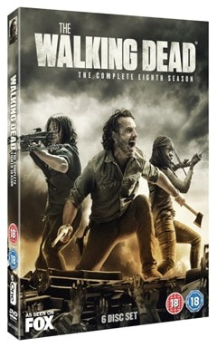 The Walking Dead: The Complete Eighth Season - 2