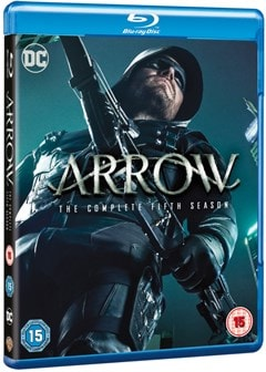 Arrow: The Complete Fifth Season - 2