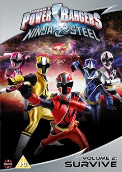 Power Rangers Ninja Steel: Volume 2 - Survive - 1