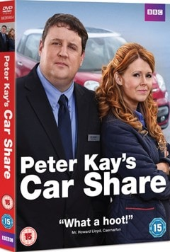 Peter Kay's Car Share: Complete Series 1 - 2