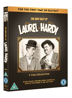 The Very Best of Laurel & Hardy: 5 Film Collection - 2