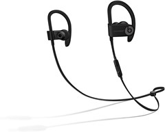 Beats by Dr Dre Powerbeats Wireless 3 Black Sports Earphones - 1