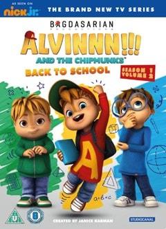 ALVINNN!!! And the Chipmunks: Season 1 Volume 2 - Back to School - 1