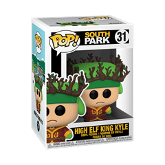 Elf King Kyle (31): Stick Of Truth: South Park Pop Vinyl - 2