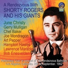 A Rendezvous With Shorty Rogers and His Giants - 1
