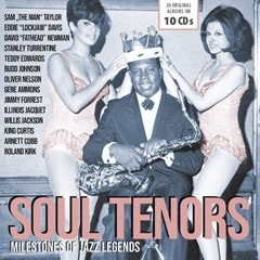 Soul Tenors: Milestones of Jazz Legends - 1