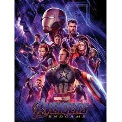 Avengers Endgame: Journey's End Canvas Print - 1