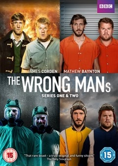 The Wrong Mans: Series 1 and 2 - 1