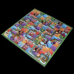 Teenage Mutant Ninja Turtles: Sewers & Ladders Board Game - 4