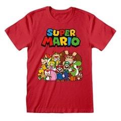 Nintendo Super Mario Main Character Group (Small) - 1
