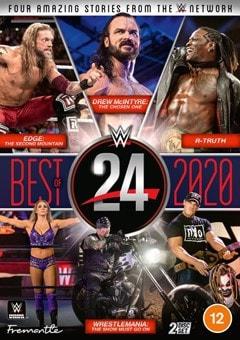 WWE: WWE24 - The Best of 2020 - 1