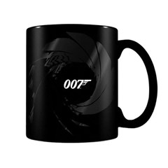James Bond (Gunbarrel) Matte Heat Change Mug - 2