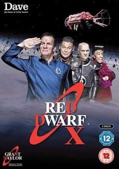 Red Dwarf: X - 1