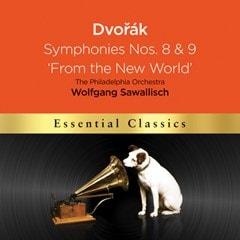 Dvorak: Symphonies Nos. 8 & 9 'From the New World' - 1