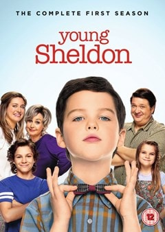 Young Sheldon: The Complete First Season - 1
