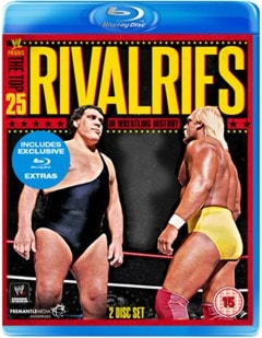 WWE: Top 25 Rivalries - 1