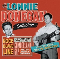The Lonnie Donegan Collection - 1