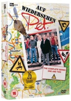 Auf Wiedersehen Pet: The Complete Series 1 and 2 - 1