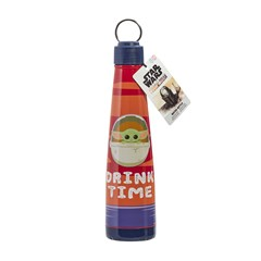 The Child: Drink Time: The Mandalorian Metal Drink Bottle - 2