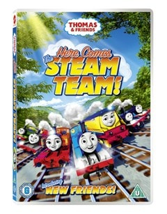 Thomas & Friends: Here Comes the Steam Team - 2