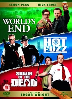 Shaun of the Dead/Hot Fuzz/The World's End - 1