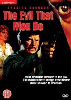 The Evil that Men Do - 1