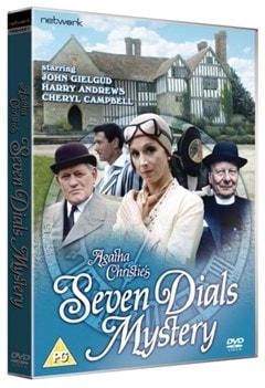 Agatha Christie's Seven Dials Mystery - 1