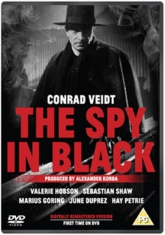 The Spy in Black - 1